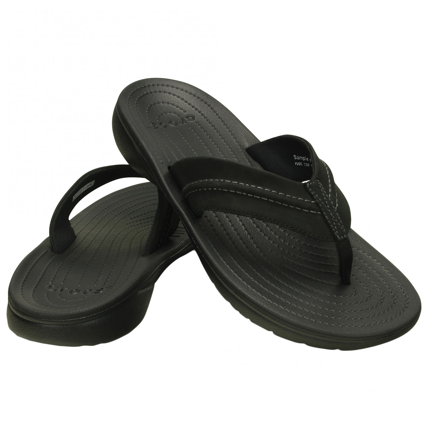 official photos d38fc 1773a Crocs - Yukon Mesa Flip - Outdoorsandalen - Sandalen