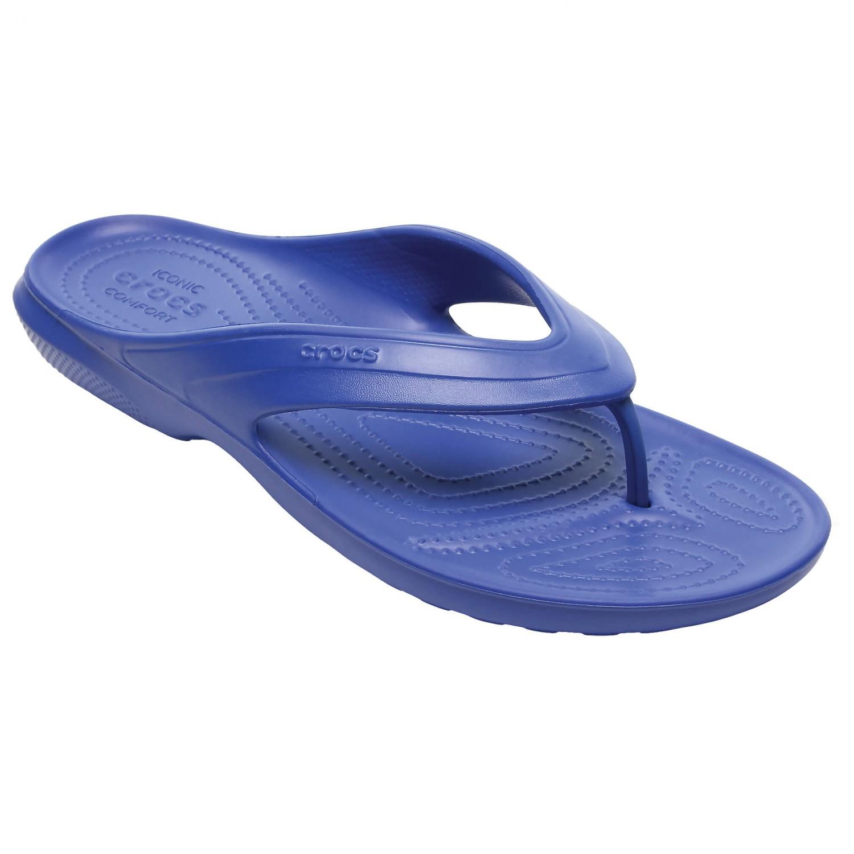 Crocs - Classic Flip - Outdoorsandalen Blue Jean