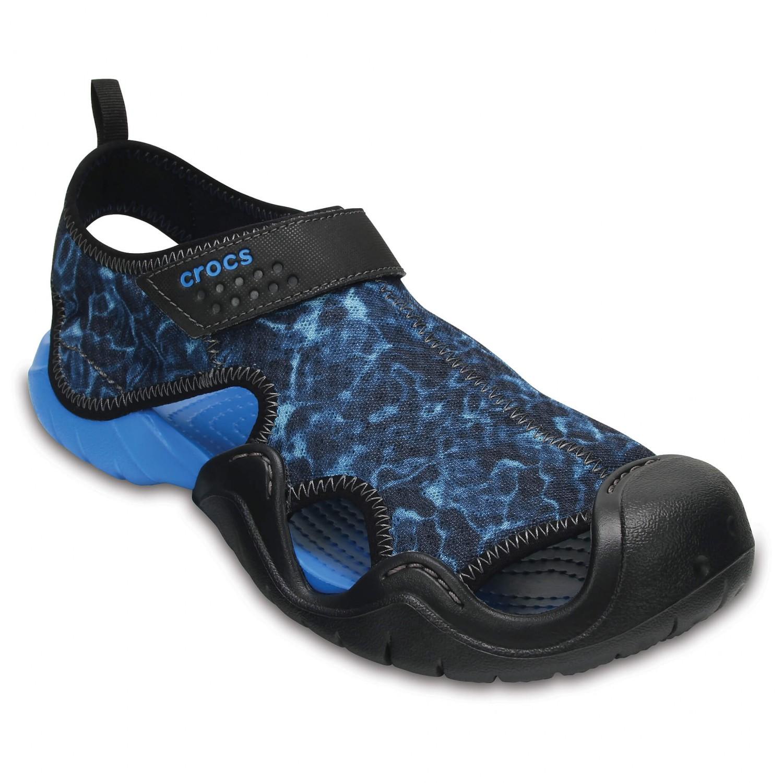 c71e2e73b583 Crocs Swiftwater Graphic Sandal - Outdoor sandals Men s