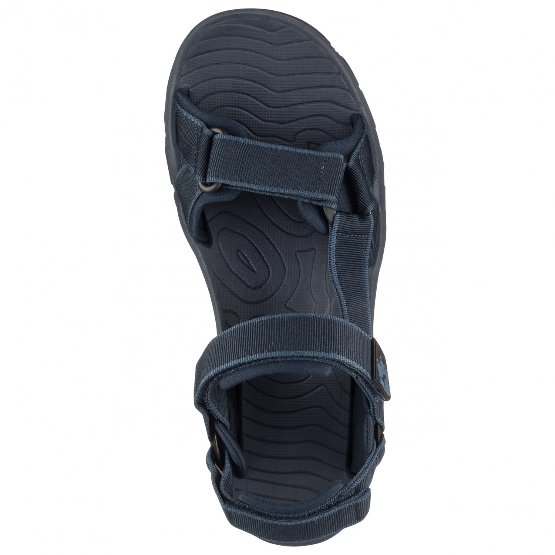 Jack Wolfskin Lakewood Ride Sandal Sandalen Ebony | 7 (UK)