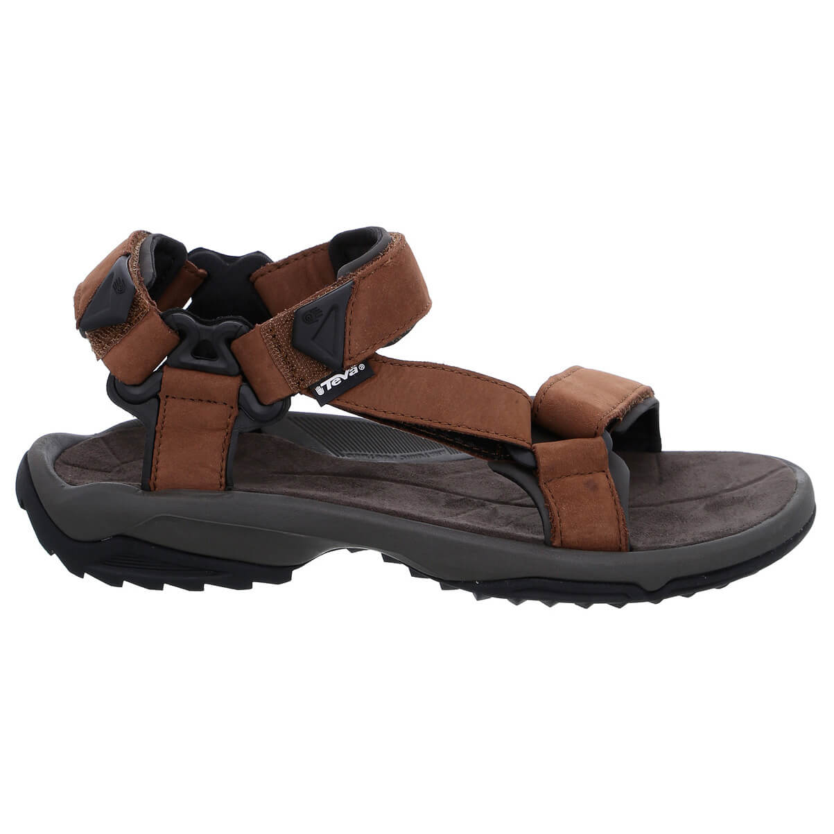 on sale c2be4 ace14 Teva - Terra Fi Lite Leather - Sandalen - Brown | 15 (US)