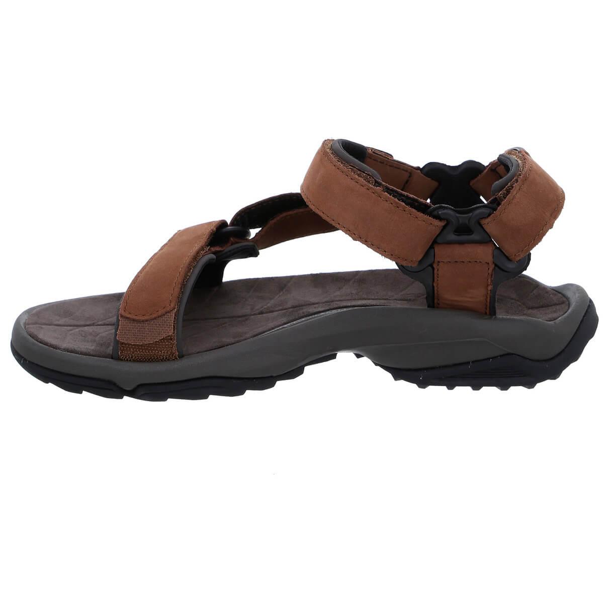 on sale 3d71c 9669d Teva - Terra Fi Lite Leather - Sandalen - Brown   15 (US)