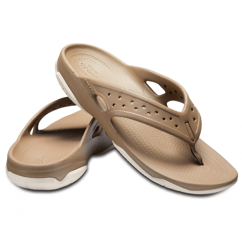 2571badde4f91 ... Crocs - Swiftwater Deck Flip - Sandals ...
