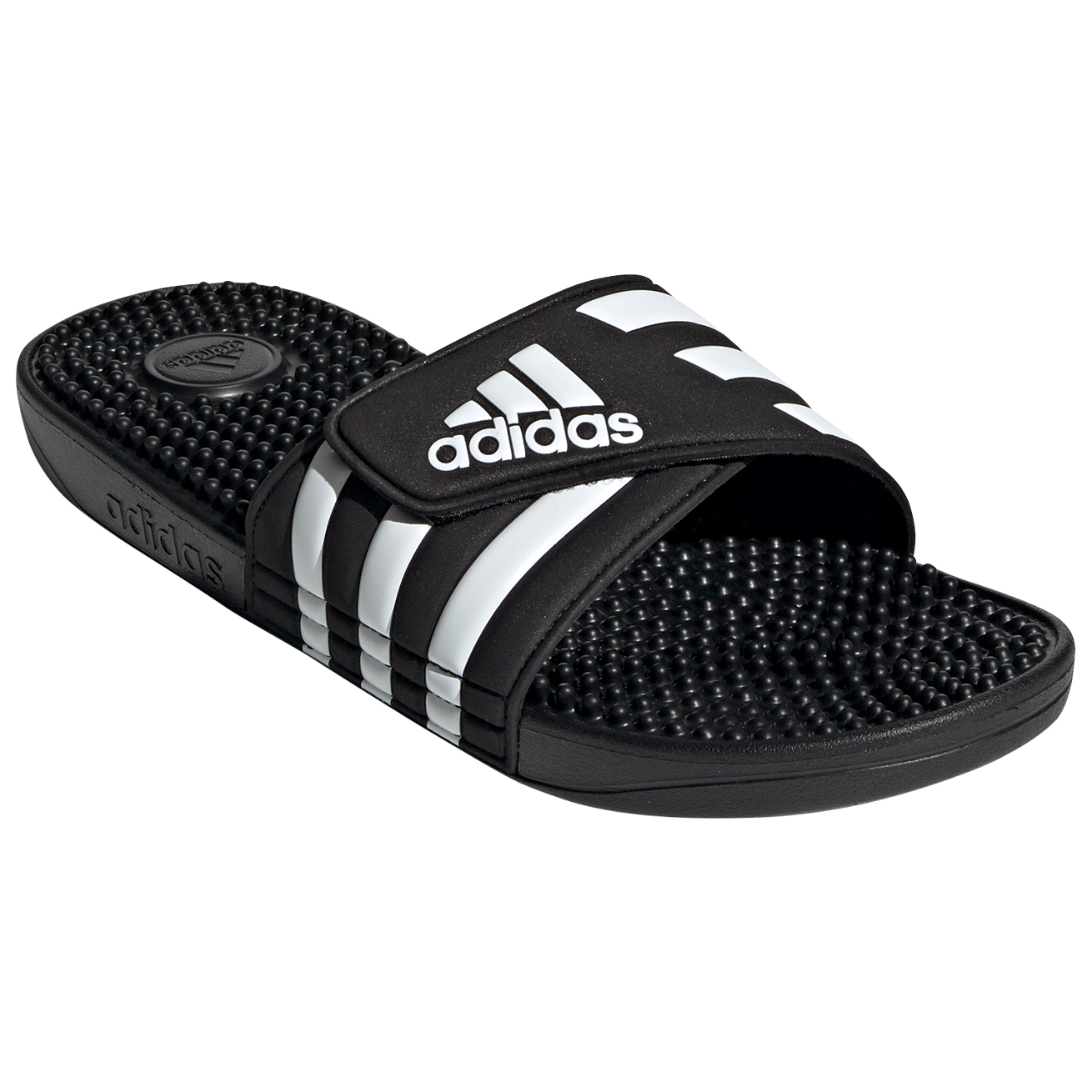 new product f0742 e7ab1 Adidas Adissage - Sandales Homme  Achat en ligne  Alpiniste.