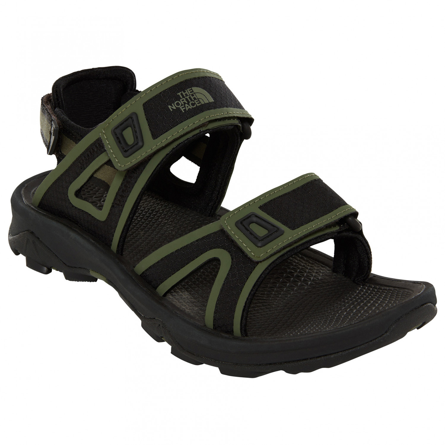The North Face Hedgehog Sandal II Sandaler Blackend Pearl Shady Blue | 13 (US)