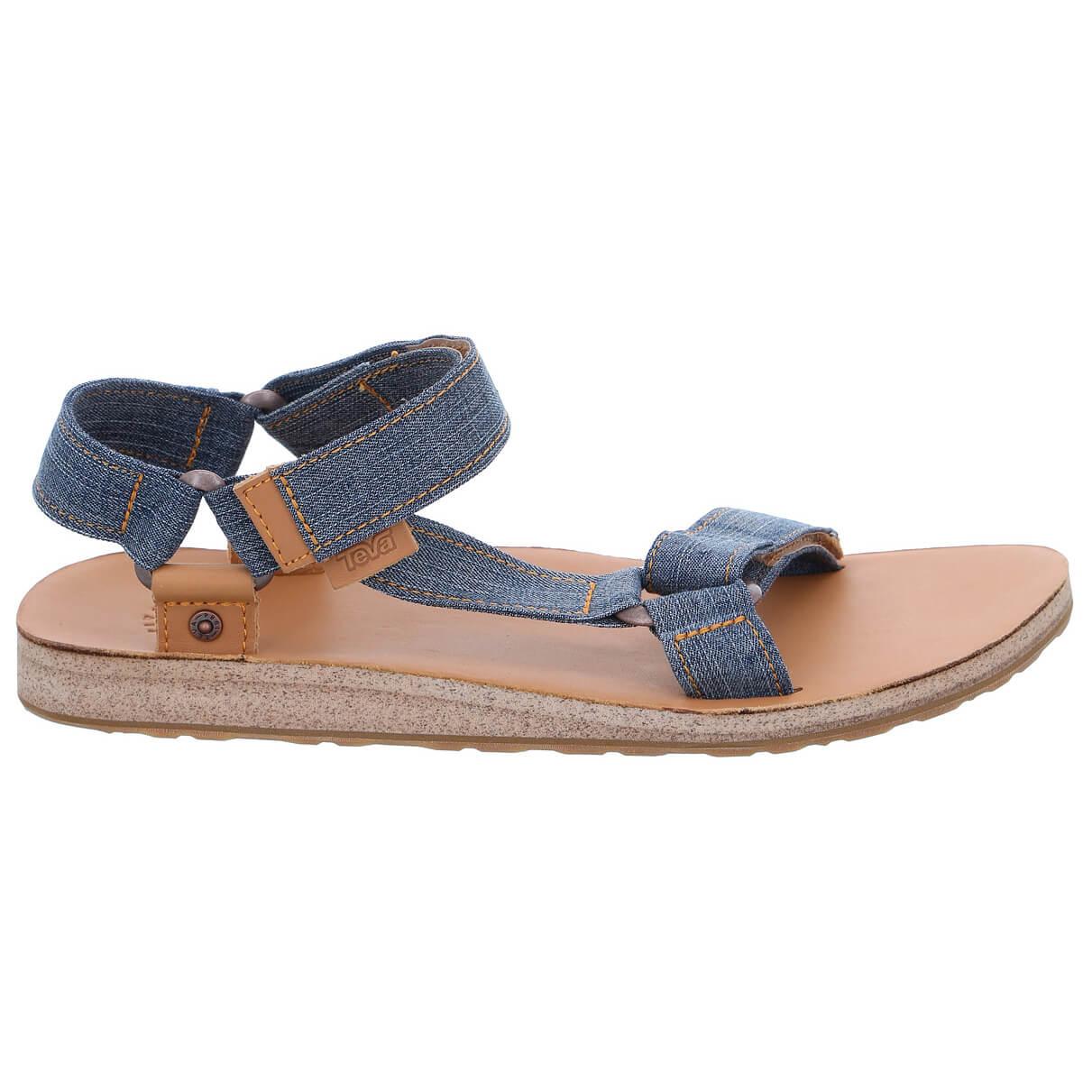 Teva Original Universal Denim Sandals Men S Buy Online
