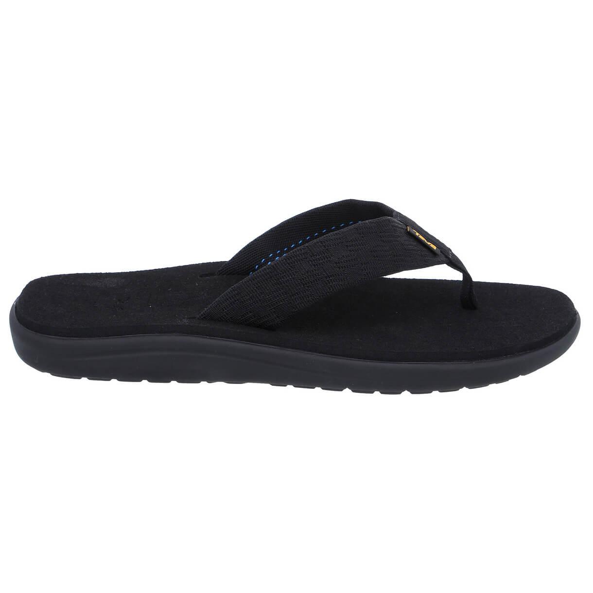 Teva - Voya Flip - Sandalen Gr 10 schwarz dXSWO76vAc