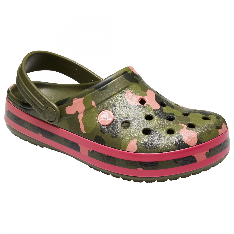 2fce1145c68e Crocs - Crocband Seasonal Graphic Clog - Sandals