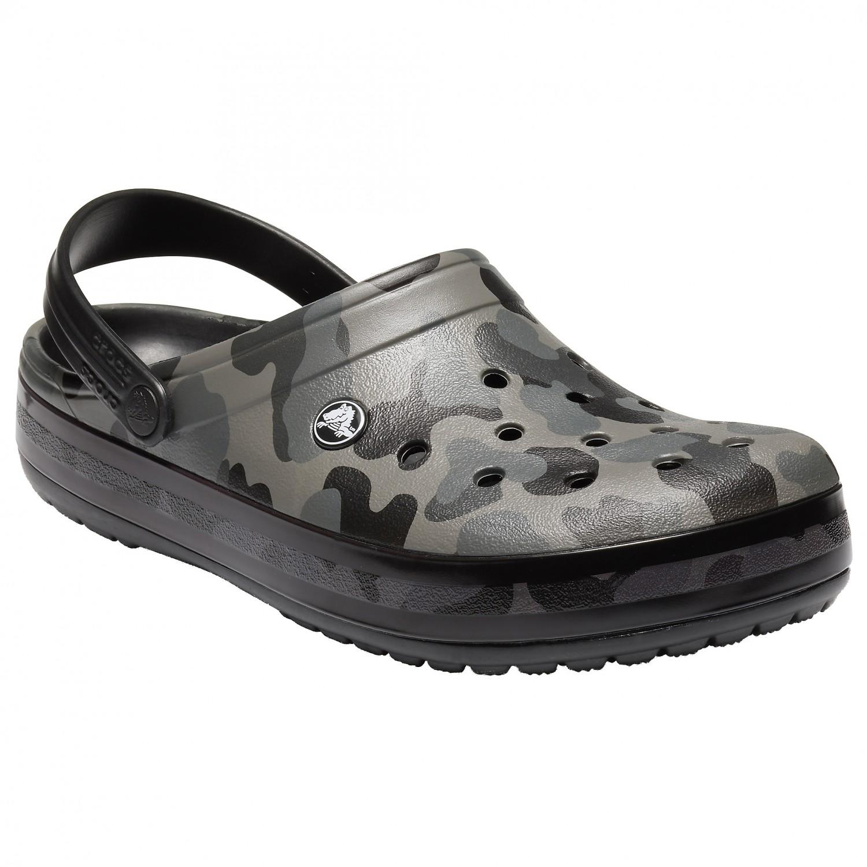crocs crocband seasonal graphic clog sandalen online kaufen. Black Bedroom Furniture Sets. Home Design Ideas