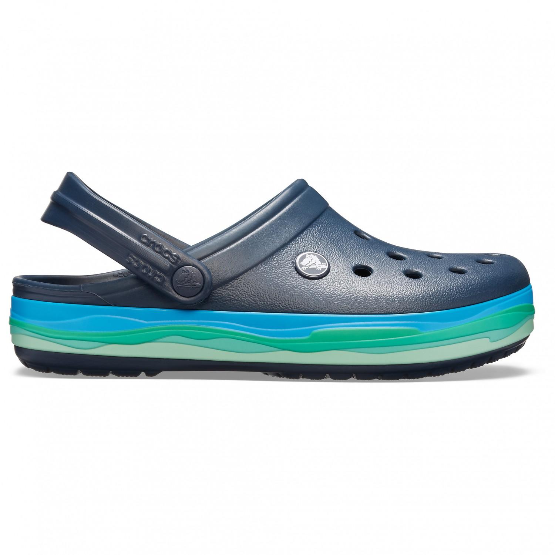 7e17f99ebcbf ... Crocs - Crocband Wavy Band Clog - Sandals ...