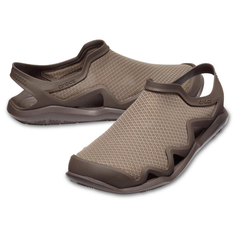 e078d15733a3 ... Crocs - Swiftwater Mesh Wave - Sandals ...