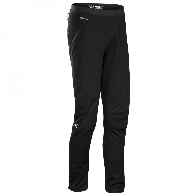 magasin en ligne d2052 11ef6 Arc'teryx - Trino Tight - Pantalon de running - Black / Black | L