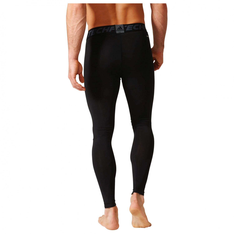 Adidas De Pantalon Achat Techfit Running Tights Long Tough Homme UZqgxrwU
