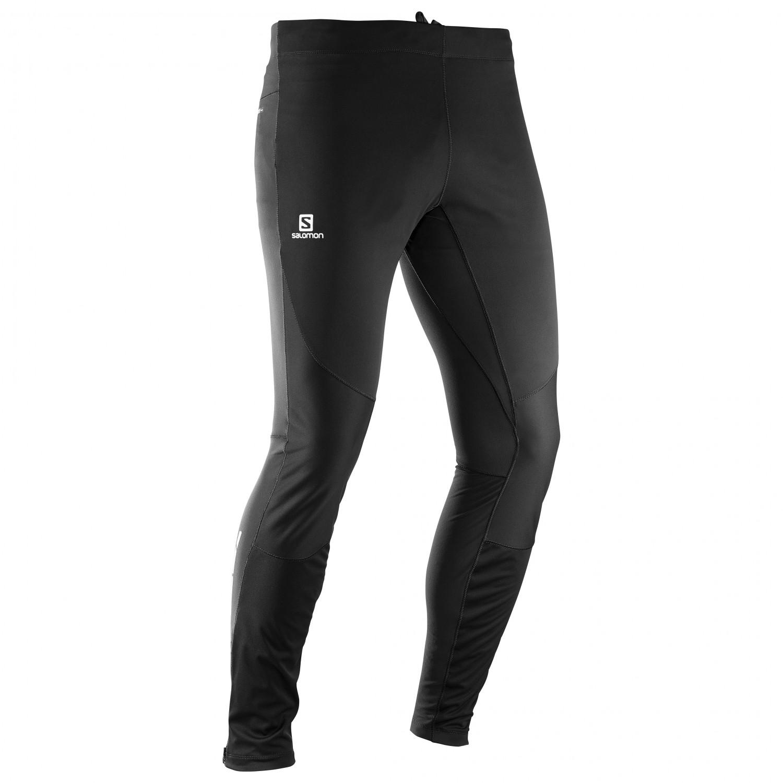 3dfc6ffbaf1 Salomon Agile Softshell Tight - Pantalon de running Homme   Achat en ...