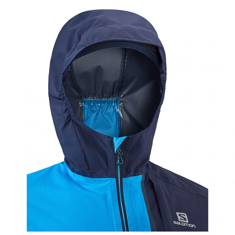 Salomon Bonatti Pro Waterproof Jacket Löparjacka Herr köp