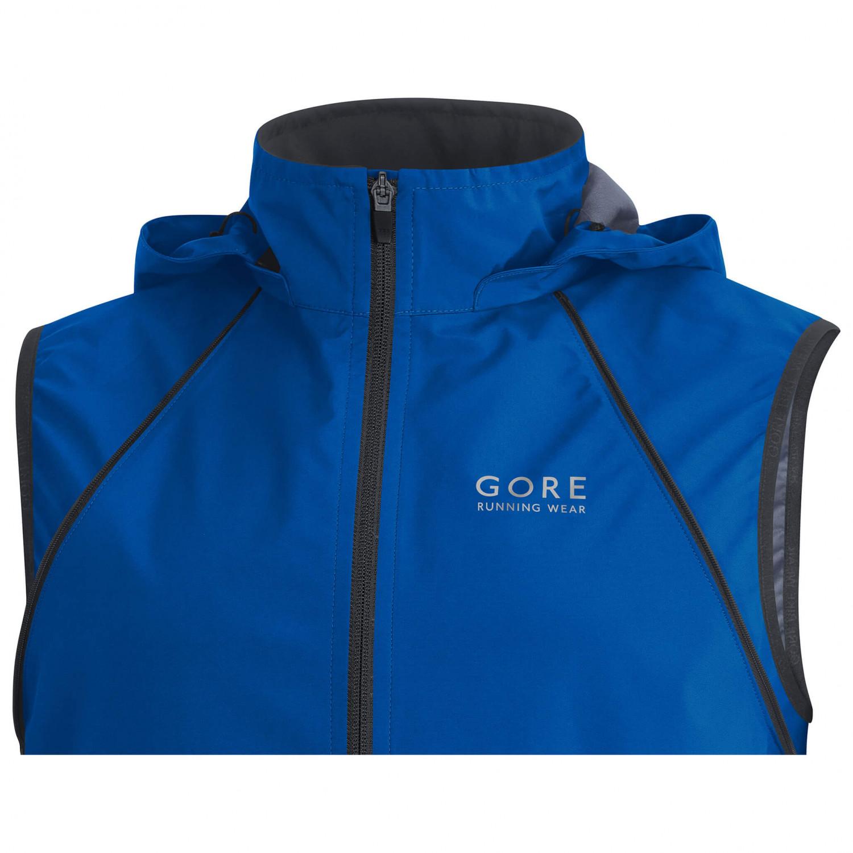 Running Gore Wear Essential Jacke Zip Off Windstopper WH2IE9D