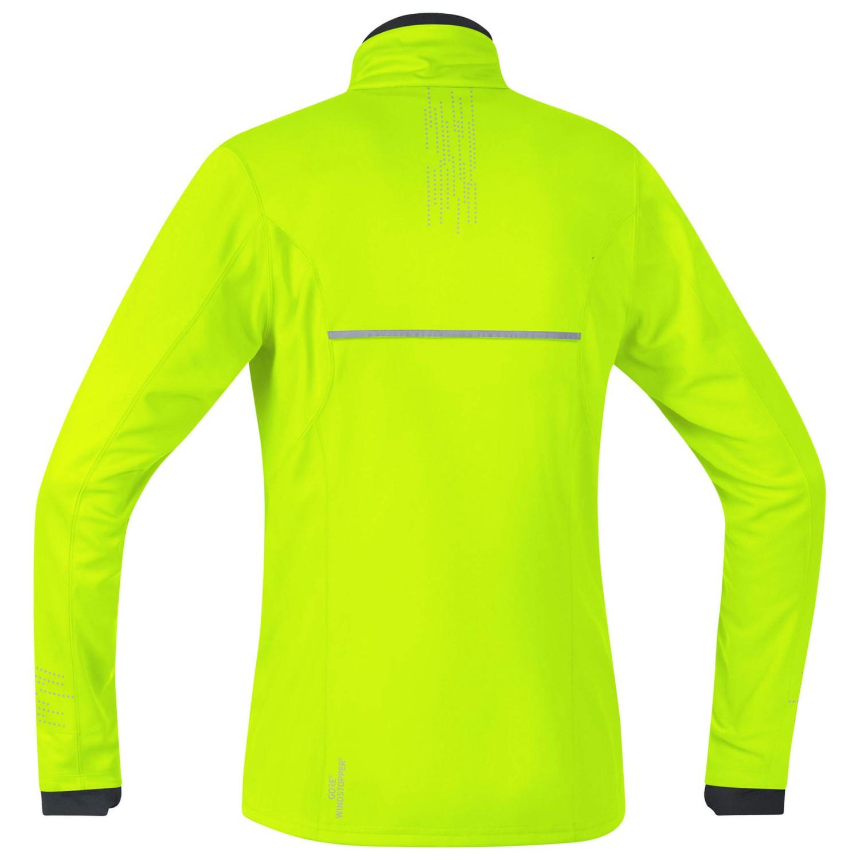 75de1073 GORE Running Wear - Mythos Windstopper Jacket - Løpejakke Herre kjøp ...