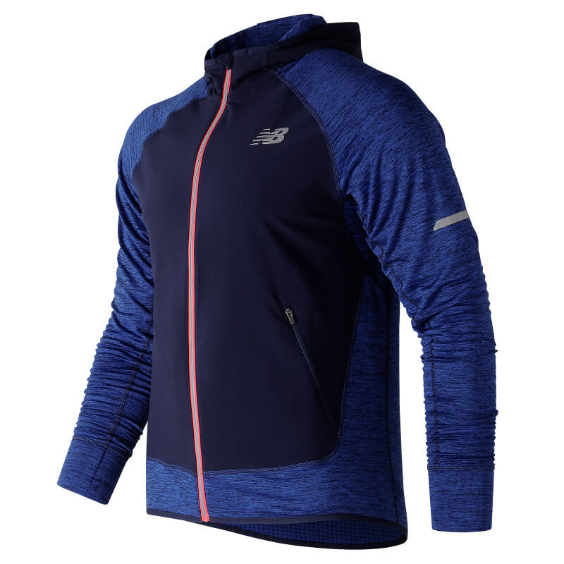 New Balance NB Heat Run Jacket - Laufjacke Herren online ...