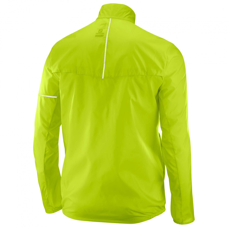 100% aito virallinen kauppa urheilukengät Salomon - Agile Wind Jacket - Running jacket