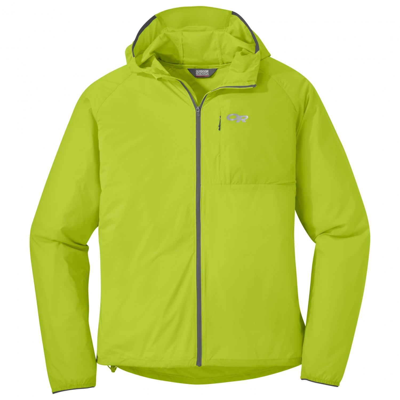 Outdoor Research Tantrum II Hooded Jacket Laufjacke