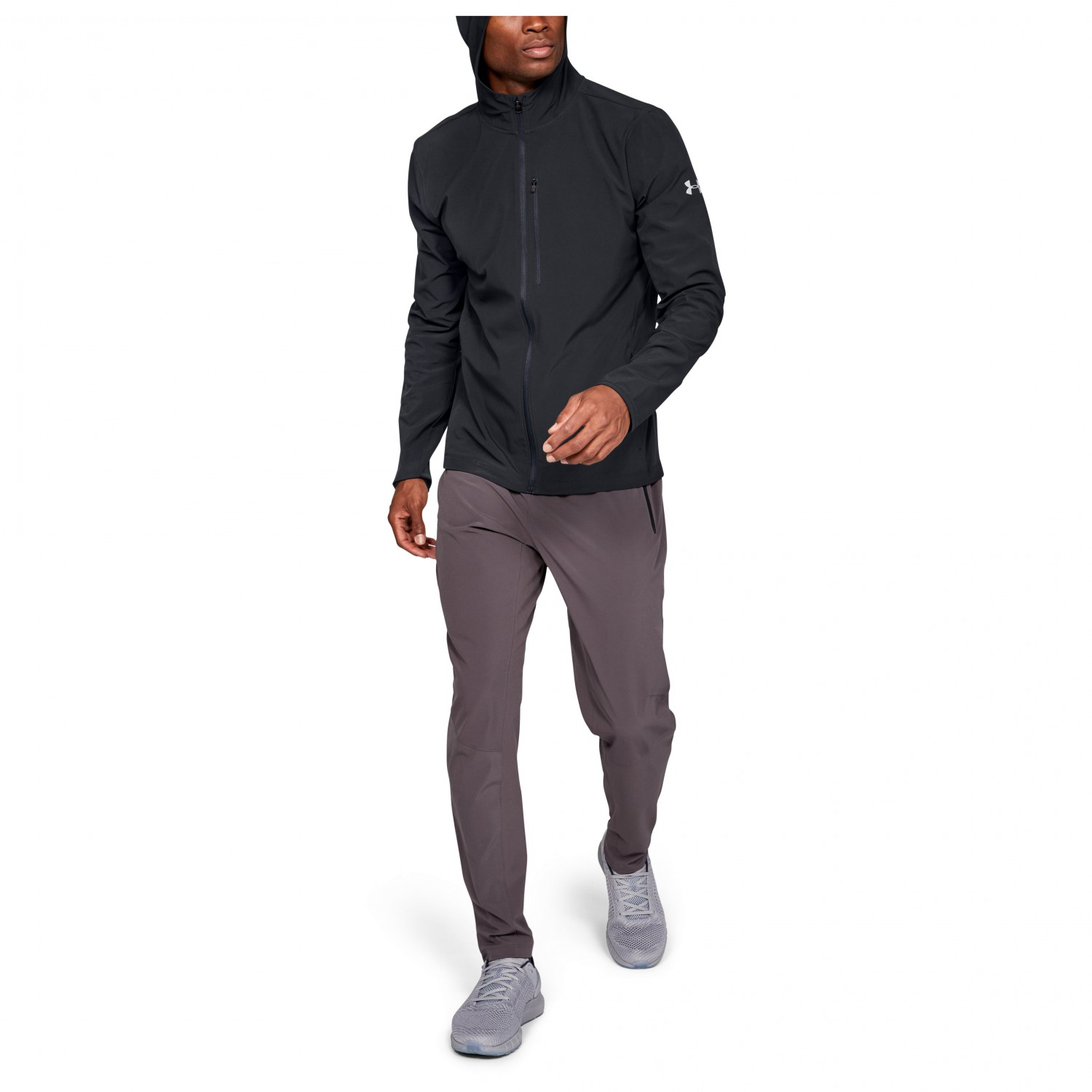 Under Armour Outrun The Storm Jacket V2 Running Jacket Men S