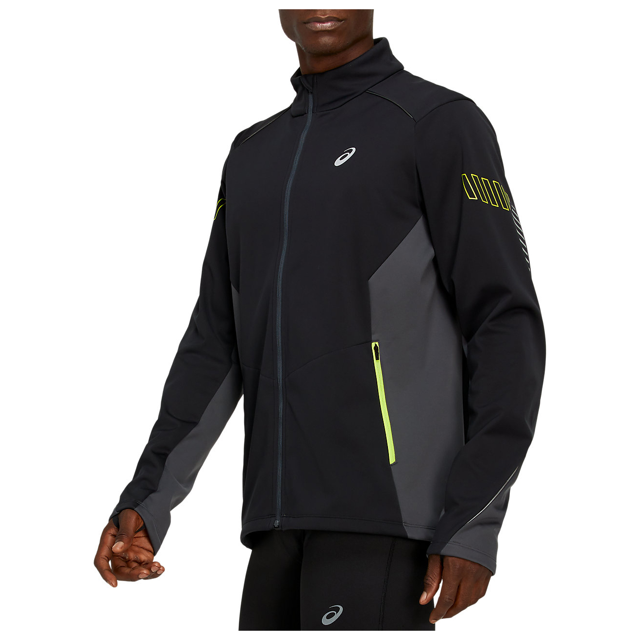 Asics Lite-Show Winter Jacket - Running jacket Men's   Buy online ...