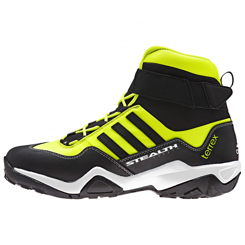 adidas TERREX Hydro Lace Shoes Herren hi res redcore blackchalk white
