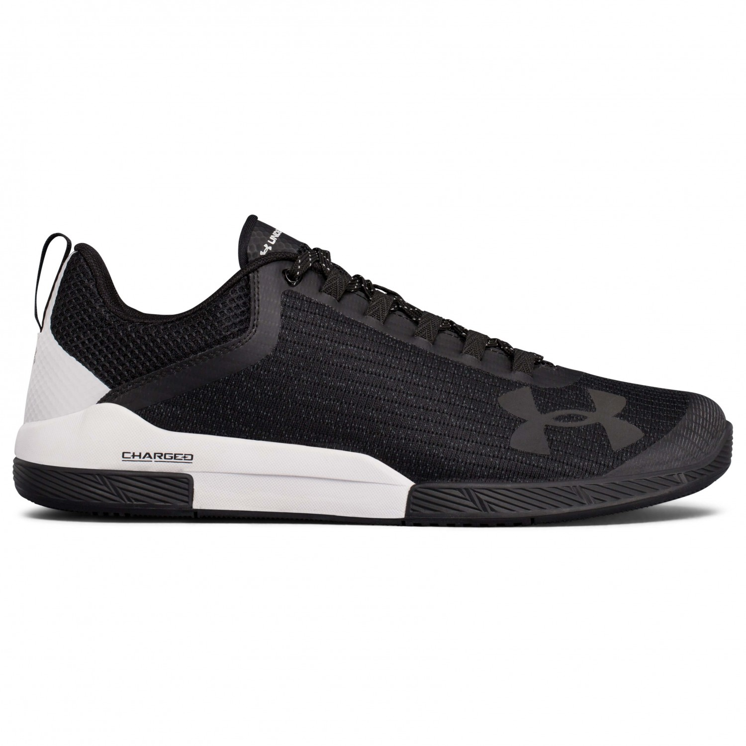 factory price 896e9 1bf6f Under Armour - UA Charged Legend TR - Fitnessschuh Black   Glacier Gray    Black
