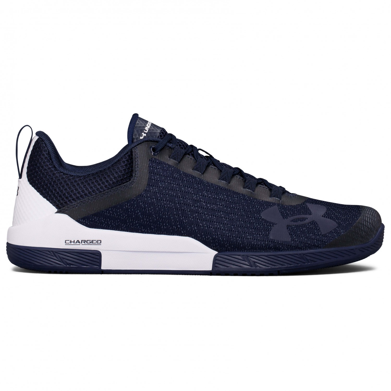 Under Armour - UA Charged Legend TR - Fitnessschuh Midnight Navy / White / Midnight Navy