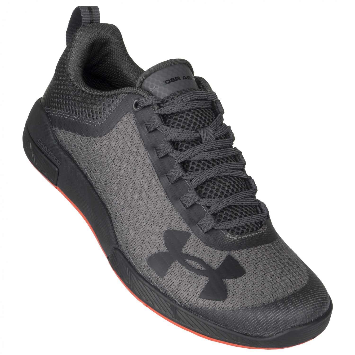 2bad48bb Under Armour - UA Charged Legend TR - Fitness shoes - Charcoal / Black /  Black | 8 (US)