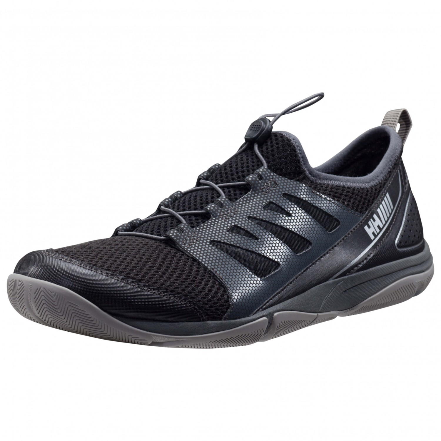 Helly Hansen - Aquapace 2 - Wassersportschuhe Jet Black / Charcoal / Silver / New Light Grey