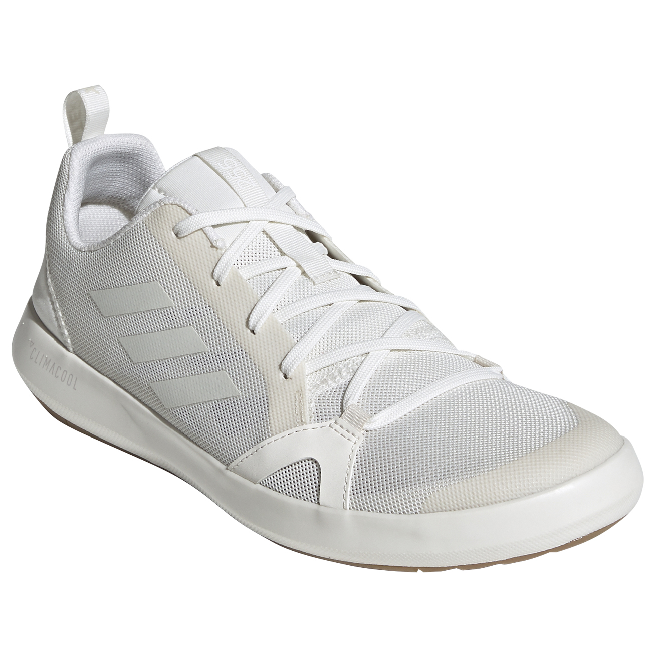 adidas Terrex CC Boat Watersportschoenen Non Dyed Core White Grey One | 8,5 (UK)