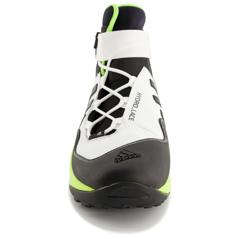 adidas Terrex Hydro_Lace Chaussures aquatiques Hi Res Red S18 Core Black Chalk White | 4,5 (UK)