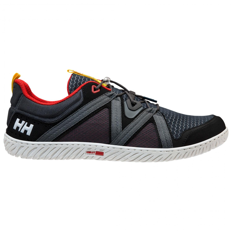 Helly Hansen - HP Foil F-1 - Wassersportschuhe Ebony / Black / Alert Red