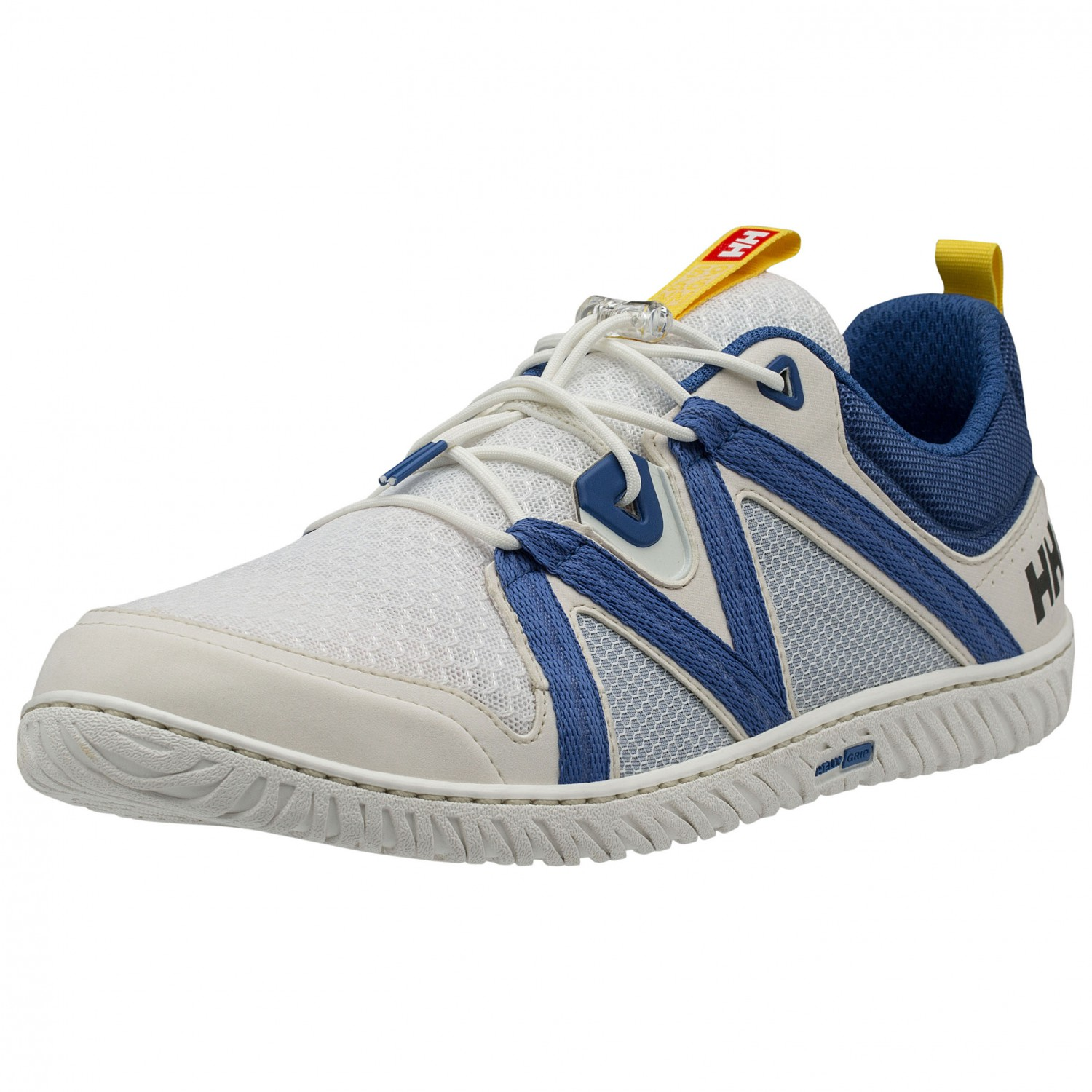 best service 5b0a3 c2b35 Helly Hansen - HP Foil F-1 - Scarpe per sport acquatici - Navy/Olympian  Blue/White/Neonyellow/Antique Silver | 11,5 (US)