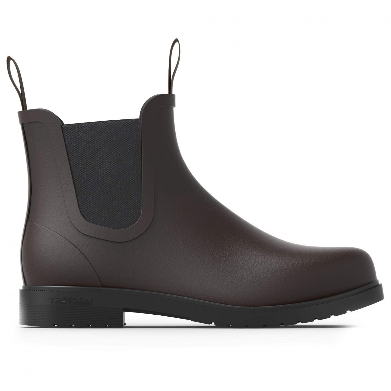Tretorn - Classic - Bottes en caoutchouc taille 38, noir