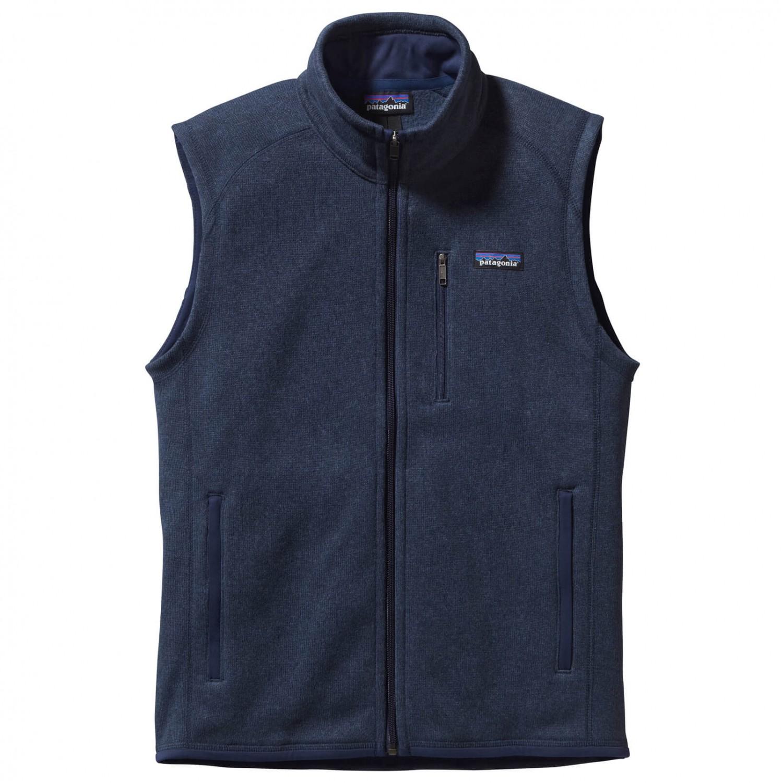 Patagonia Better Sweater Vest - Fleece Vest Men's | Free UK ...