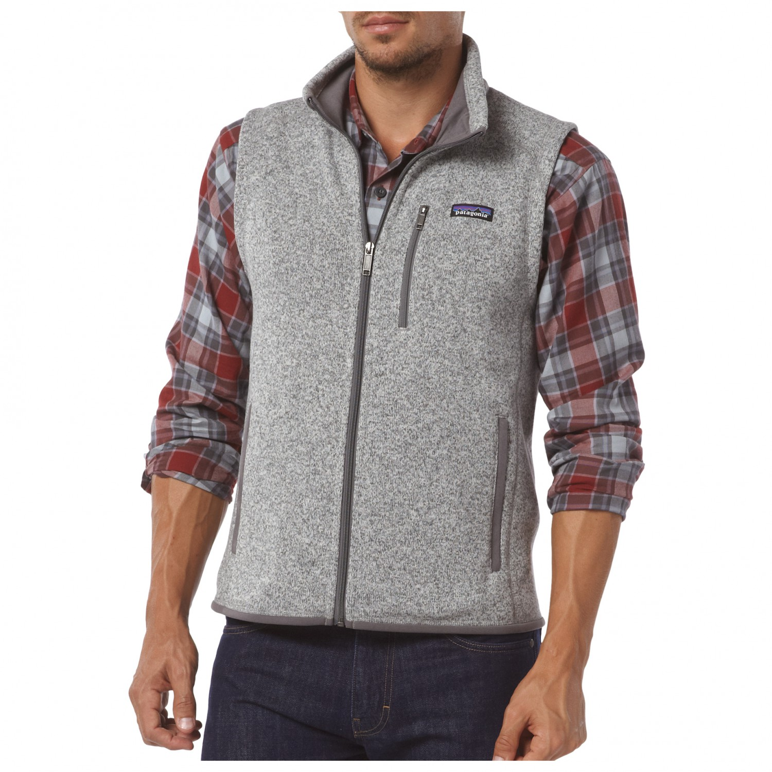 7253ee7e86987e ... Patagonia - Better Sweater Vest - Fleece vest ...