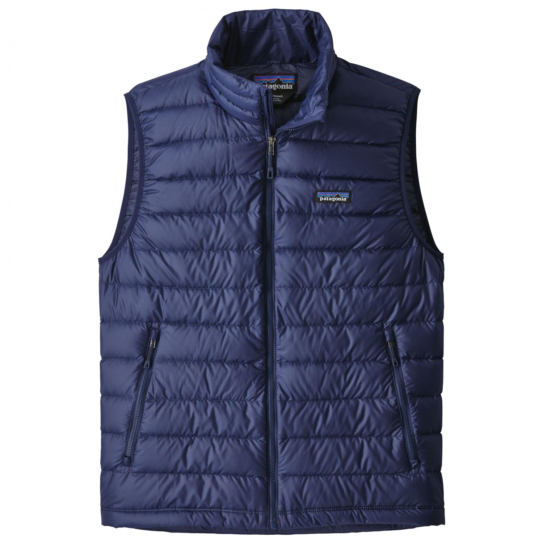 Patagonia Down Sweater Vest - Gilet in piumino Uomo  514b4e823c3