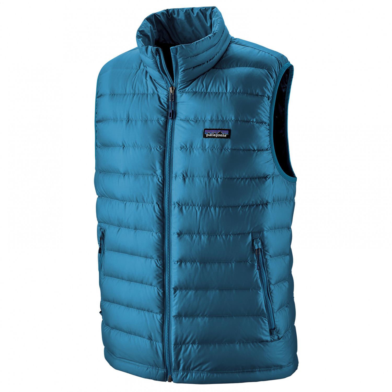 on sale b08bf 262a1 Patagonia Down Sweater Vest - Daunenweste Herren ...