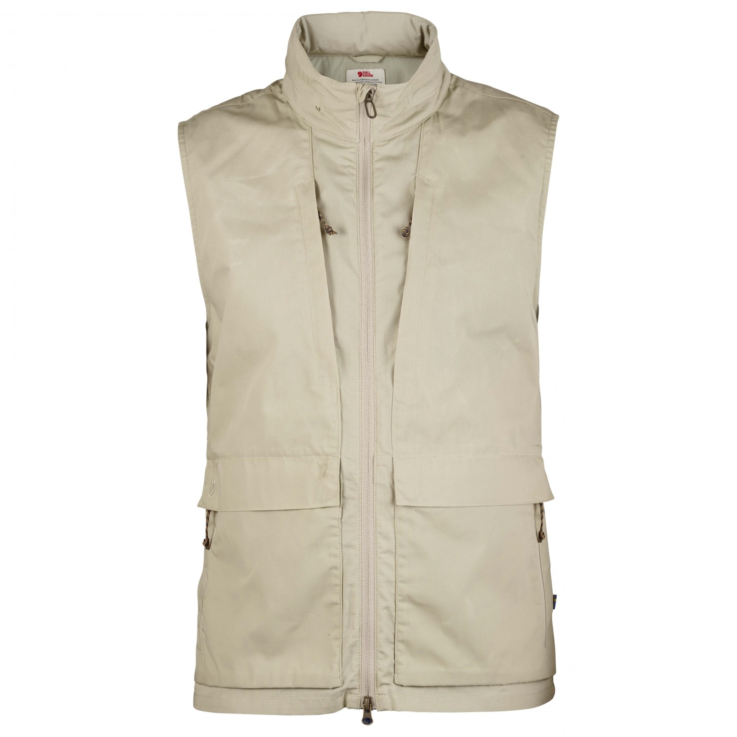 Fjällräven Travellers Vest - Softshell Vest Men's | Free UK Delivery | Alpinetrek.co.uk