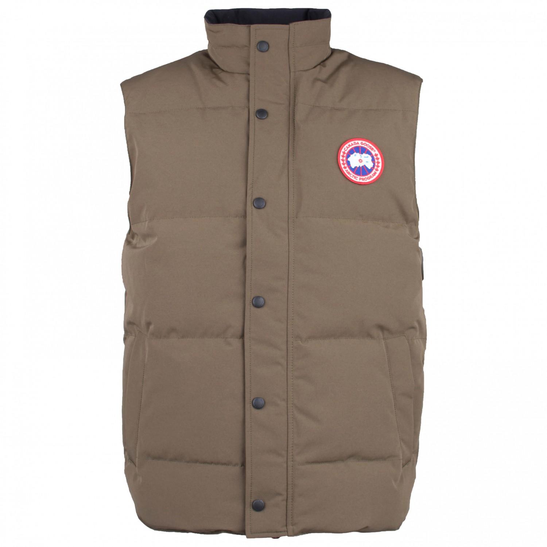 canada goose vest heren