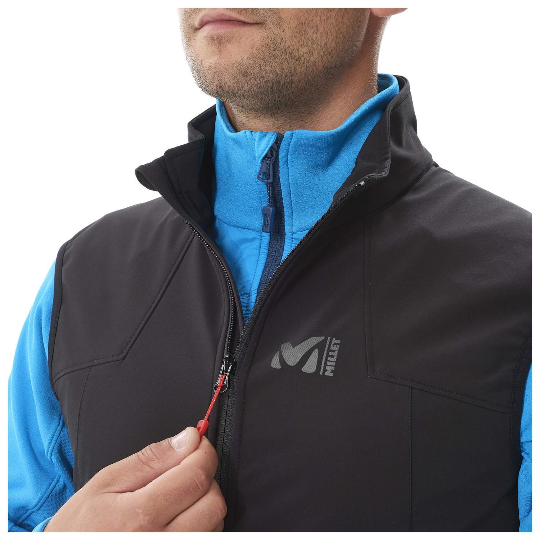 best value 37153 82bc8 Millet - K Shield Vest - Softshellweste
