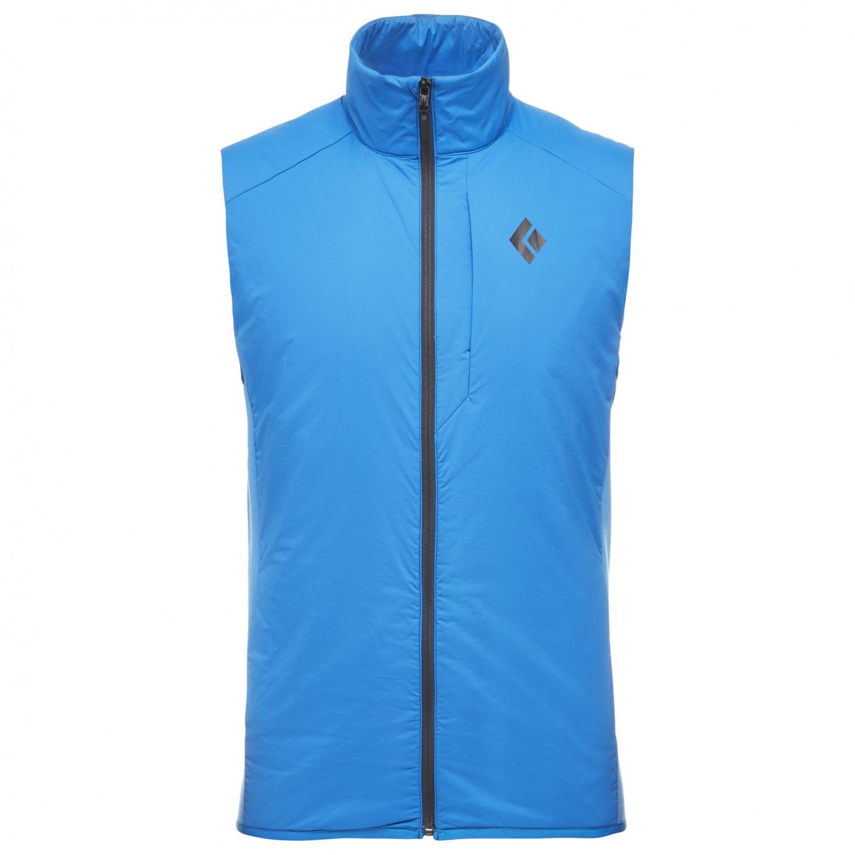 a010f79d8332b Black Diamond First Light Hybrid Vest - Softshell Vest Men's | Free ...