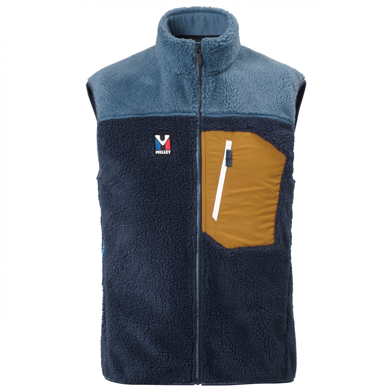 detailing 734a9 e6f3a Millet 8 Seven Windsheep Vest - Fleece vest Men's   Buy ...