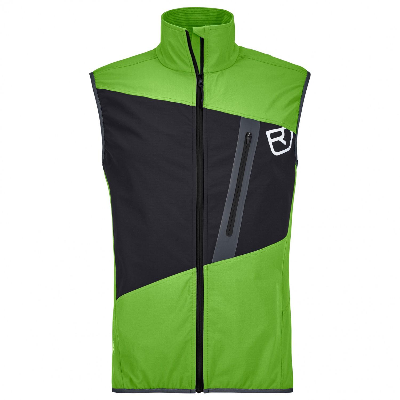 2019 am besten großer Diskontverkauf Luxus Ortovox - Tofana Vest - Softshellweste - Matcha Green | S