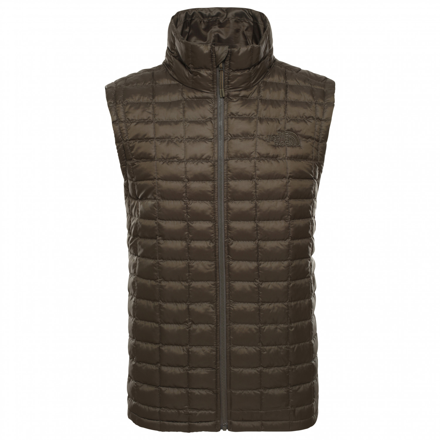 The North Face ThermoBall Eco Vest Kunstfaserweste New Taupe Green Matte | S