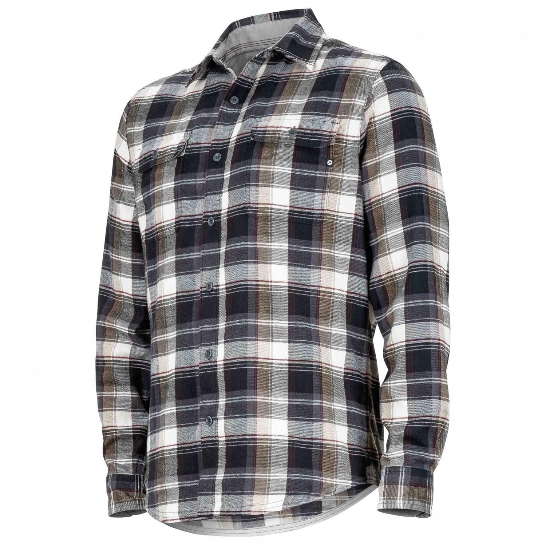 marmot jasper flannel l s shirt men 39 s buy online