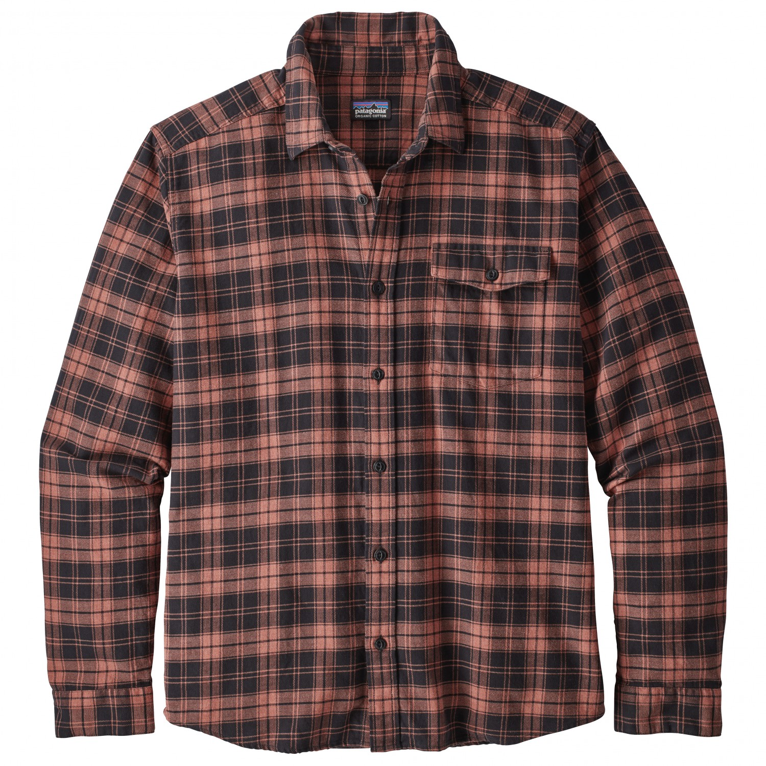 6697e4427c0 Patagonia L S LW Fjord Flannel Shirt - Chemise Homme