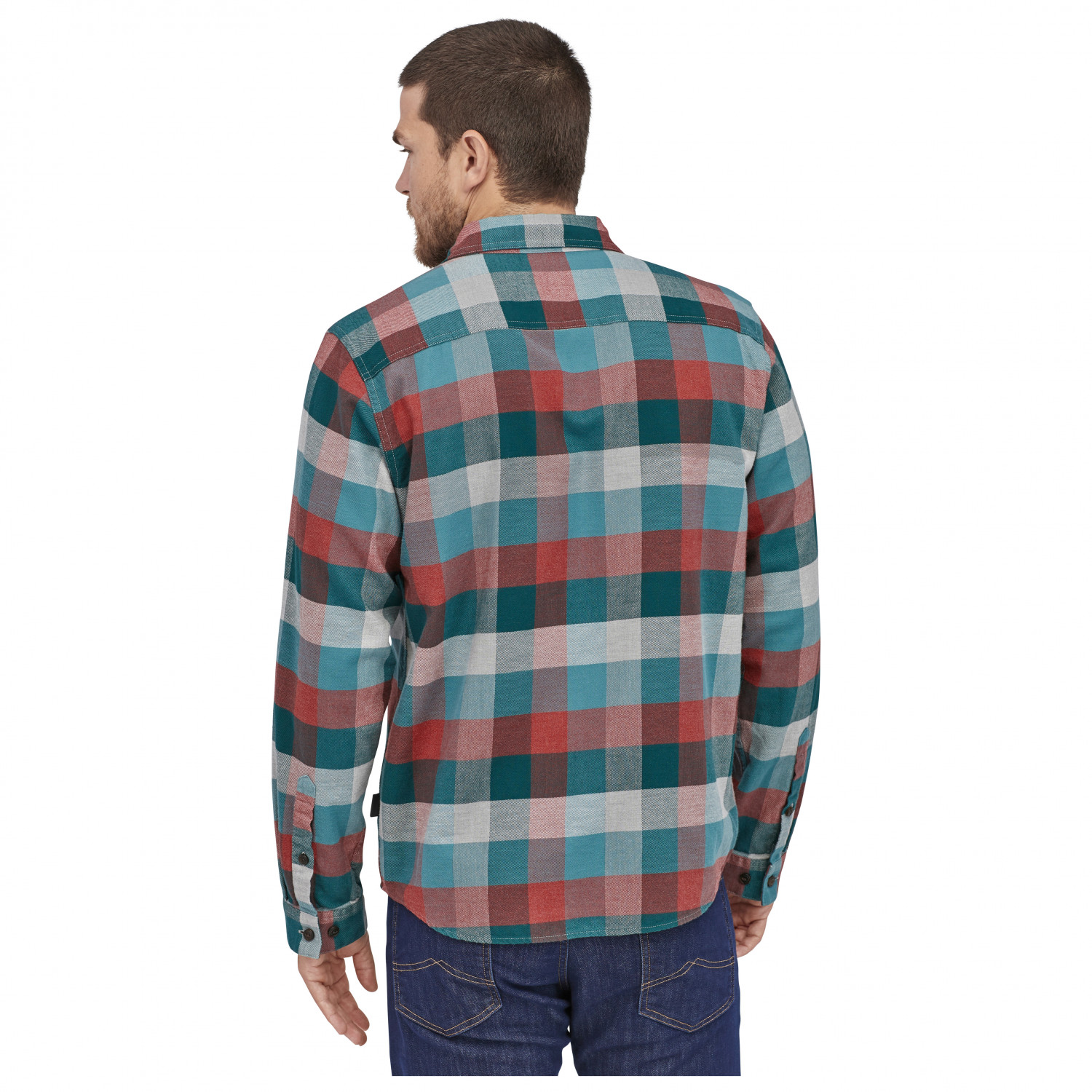 4f8a6fea610 ... Patagonia - L S LW Fjord Flannel Shirt - Chemise ...